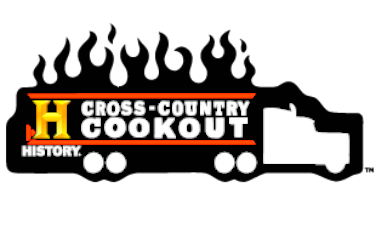 History Channel's Cross-country Cookout
