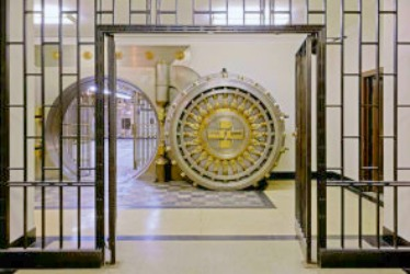 Chicago Board Of Trade Vault
