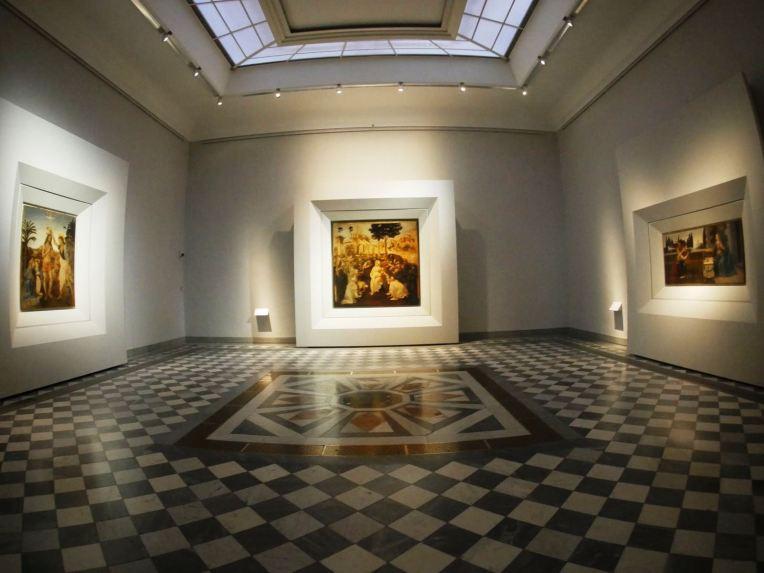 Sala 35 - Nuova sala di Leonardo 1